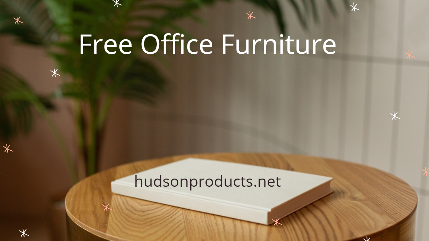 an image showing free office furniture